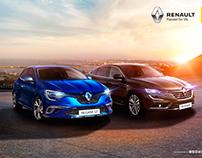 Renault salon de l'automobil 2016