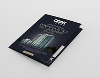 3 X A4 brochure