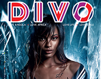 Sharam Diniz - Divo Magazine #16