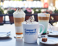 Casper n Gambini's - Food Commercial Photography