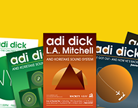 Adi Dick | Tour Posters