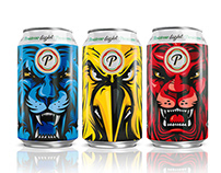 Presidente's Limited Edition Cans