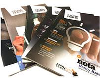 Diseño ediciones revistas Foro Productivo Zona Norte