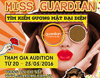 MISS GUARDIAN AUDITION | DEMO MICROSITE
