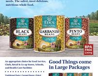 Bulk Bean ad