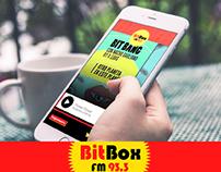 App · BitBoxRadio