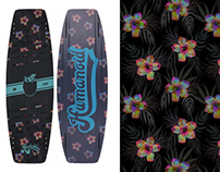 Humaniod Wakeboards x SchatziBrown
