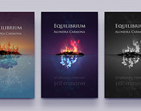 "Book Cover for Open Books Project - ""Equilibrium"""