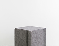 SIDE TABLE STOOL