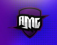 AMG eSports - Logo design