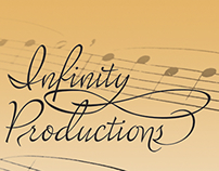 Infinity Productions Concert Posters
