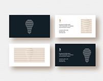 """Business card for """"Svetodar"""""""
