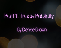 Trace Publicity Fashion Agency Promotional Video
