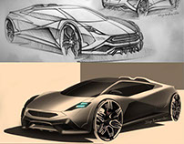 Voluptuous Super SUV Concept