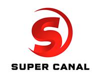 Super Canal Rediseño Logotipo