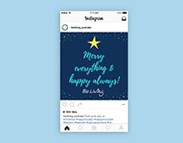 Insta - Holiday graphic