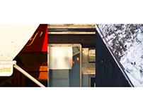 Lectures et concepts. Collection. Praha. Triptics.