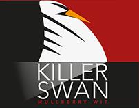 Killer Swan : Beer Branding