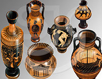 The Greek World - Vases | Stuart Jackson-Carter