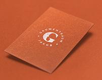 Gaumentraum Branding