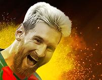 New design for L.Messi