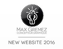 Professional Website 2016
