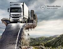Mercedes-Benz Kamyon / Liderlik İlanı