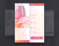 Daily UI Challenge // 1-10