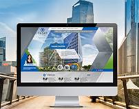 YAŞAT CONSTRUCTIN BRANDING ,WEB & UI