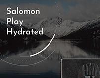 Salomon Play Hydrated
