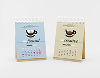 2017 Calendar – What coffee are you?