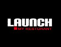 LaunchMYResturant BCard