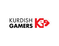KURDISH GAMERS Logo Design