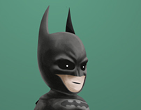 BATMAN Short Animation !