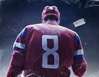 """NIKE """"OVI"""" hockey campaign"""