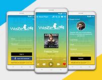 Android App UX UI Design