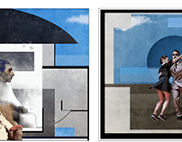 Diptych # 1. The Silent Observers