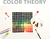 Color Theory and Logo Concepts