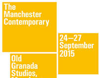 The Manchester Contemporary 2015