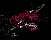 Calligraphy set - Vol.II