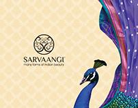 Sarvaangi Sarees Bombay Times Press Ad