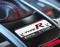 Honda Civic Type R (FK8)- Motor O2