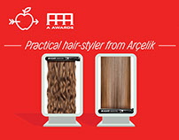 Arçelik Household Appliances - Hair Styler