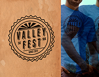 Valley Fest 5K/10K Logo