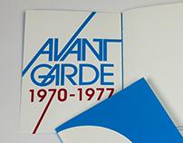 Font book - Avant Garde