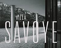 Villa Savoye. Poissy, France / Arq. Le Corbusier