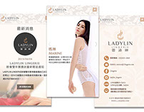 Ladylin Mobile Site