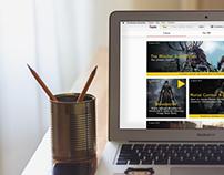 Тестовое задание в школу дизайна Яндекса