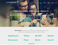 Advertising agency Advance