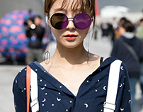 Street Style (Seoul Fashion Week FW16) I